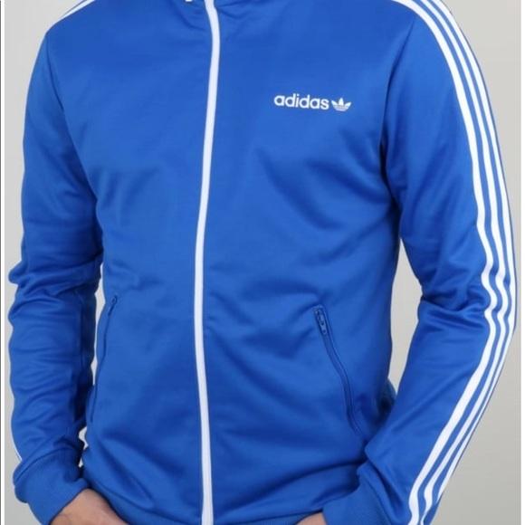 6305e0f7688e adidas Jackets   Coats   Beckenbauer Track Jacket Mens Xl   Poshmark